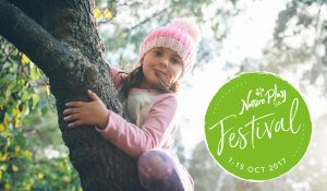 Nature Play Festival Event